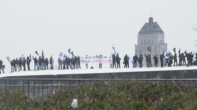 Télé-Québec se penche sur la montée de l'extrême droite