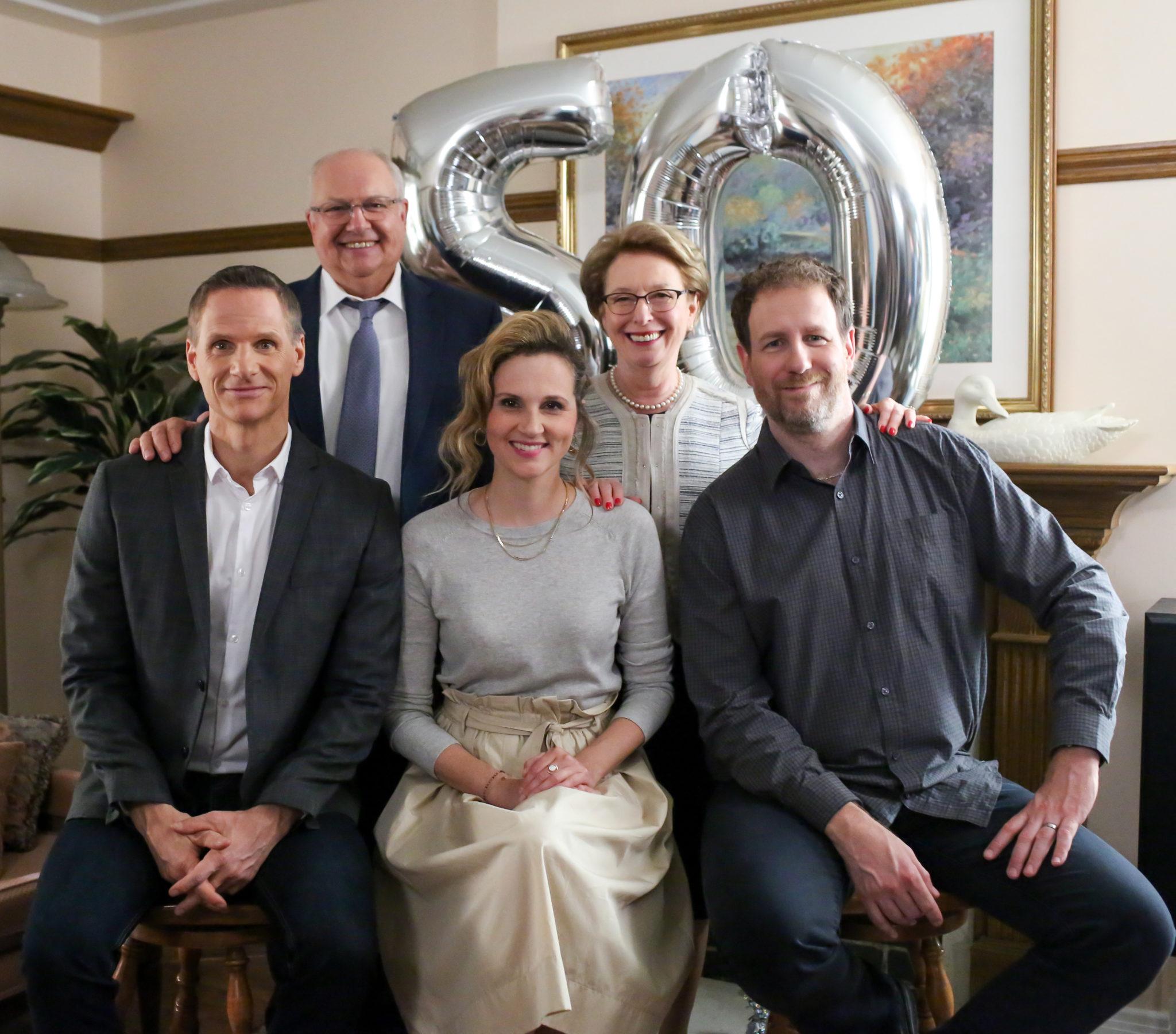 Sur ICI-TÉLÉ, « Discussions avec mes parents»  de retour pour une 2e saison !