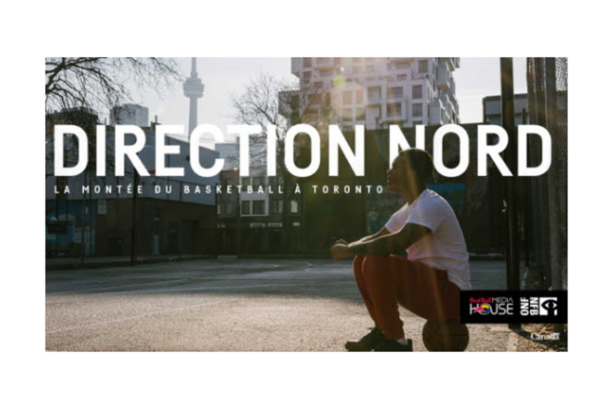 L'ONF et Red Bull Media House présentent « Direction nord »