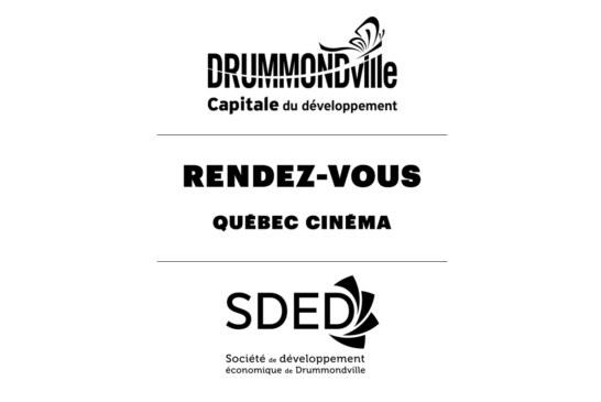 Les Rendez-vous Québec Cinéma de retour à Drummondville en 2019