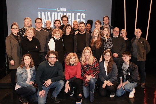 TVA – LES INVISIBLES : la série attendue de l'hiver !