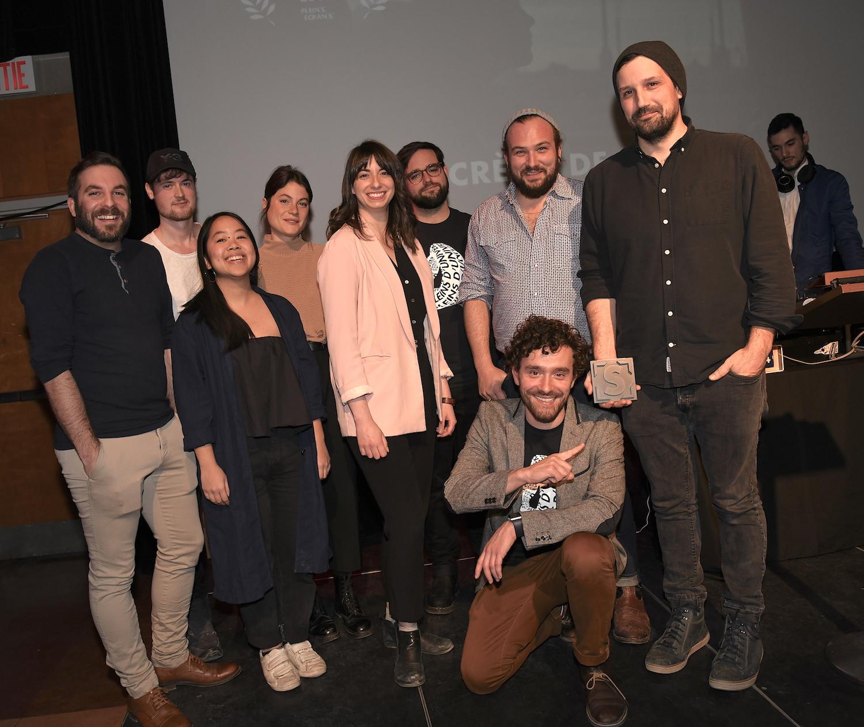 Découvrez les gagnants officiels du 3e festival PLEIN(S) ÉCRAN(S) !