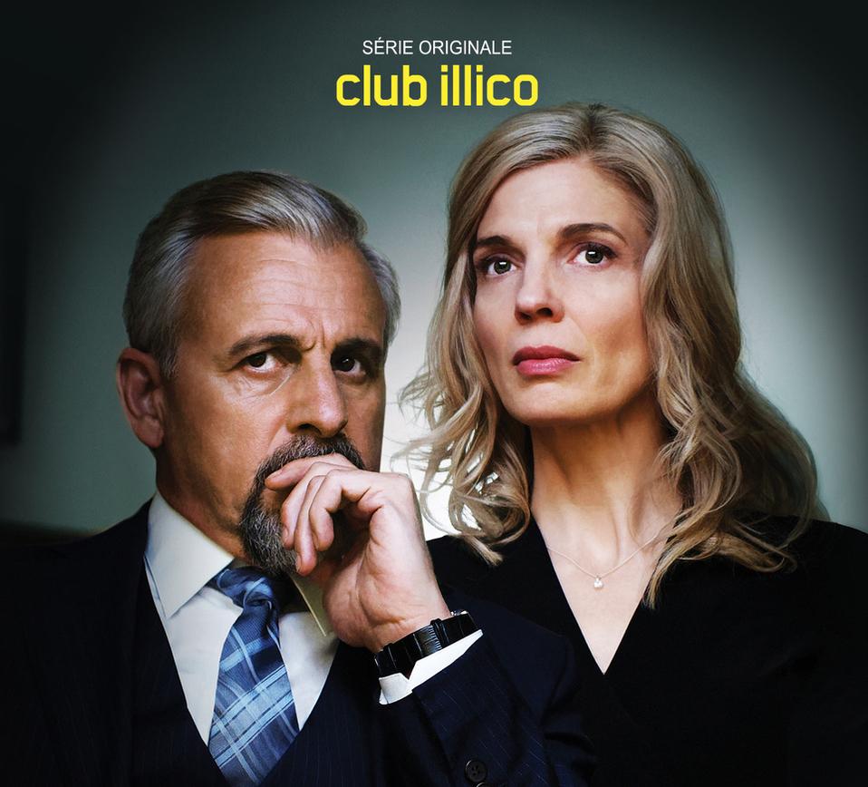 Club illico – Les Honorables: le nouveau thriller psychologique dès le 10 janvier 2019