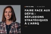 Dans le bulletin de janvier 2019 de RÉALS Québec