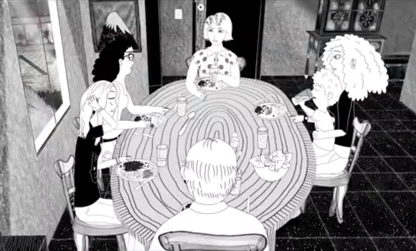 VIRUS TROPICAL de Santiago Caicedo une adaptation de la BD de Powerpaola - à l'affiche dès le 1er février