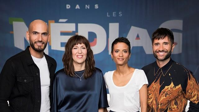« Dans les médias », ce jeudi 10 janvier 2019 à Télé-Québec