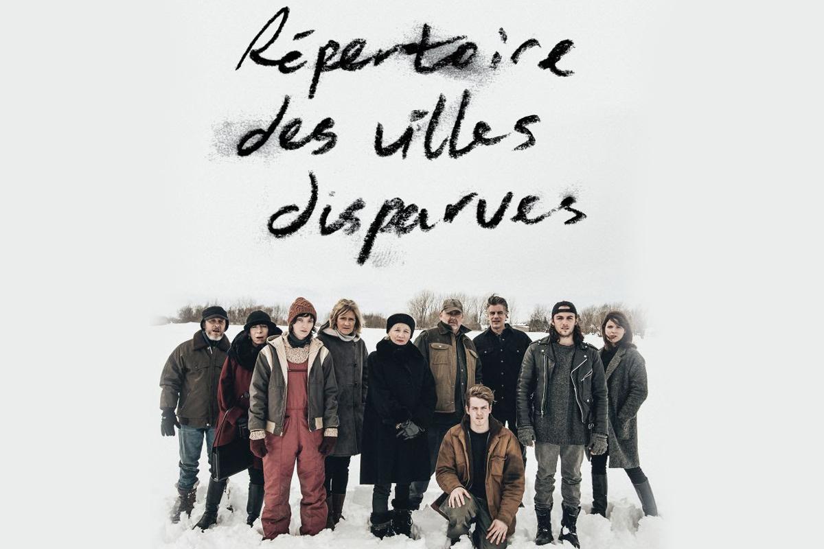 « Répertoire des villes disparues » de Denis Côté en première montréalaise au Cinéma du Musée