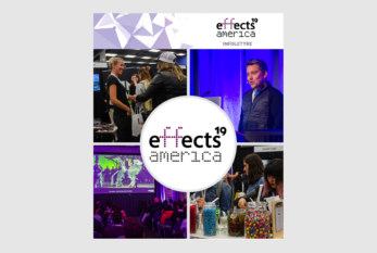 Effects 2019 est annoncé ! L'appel aux conférenciers et les billets super-lève tôt sont disponibles