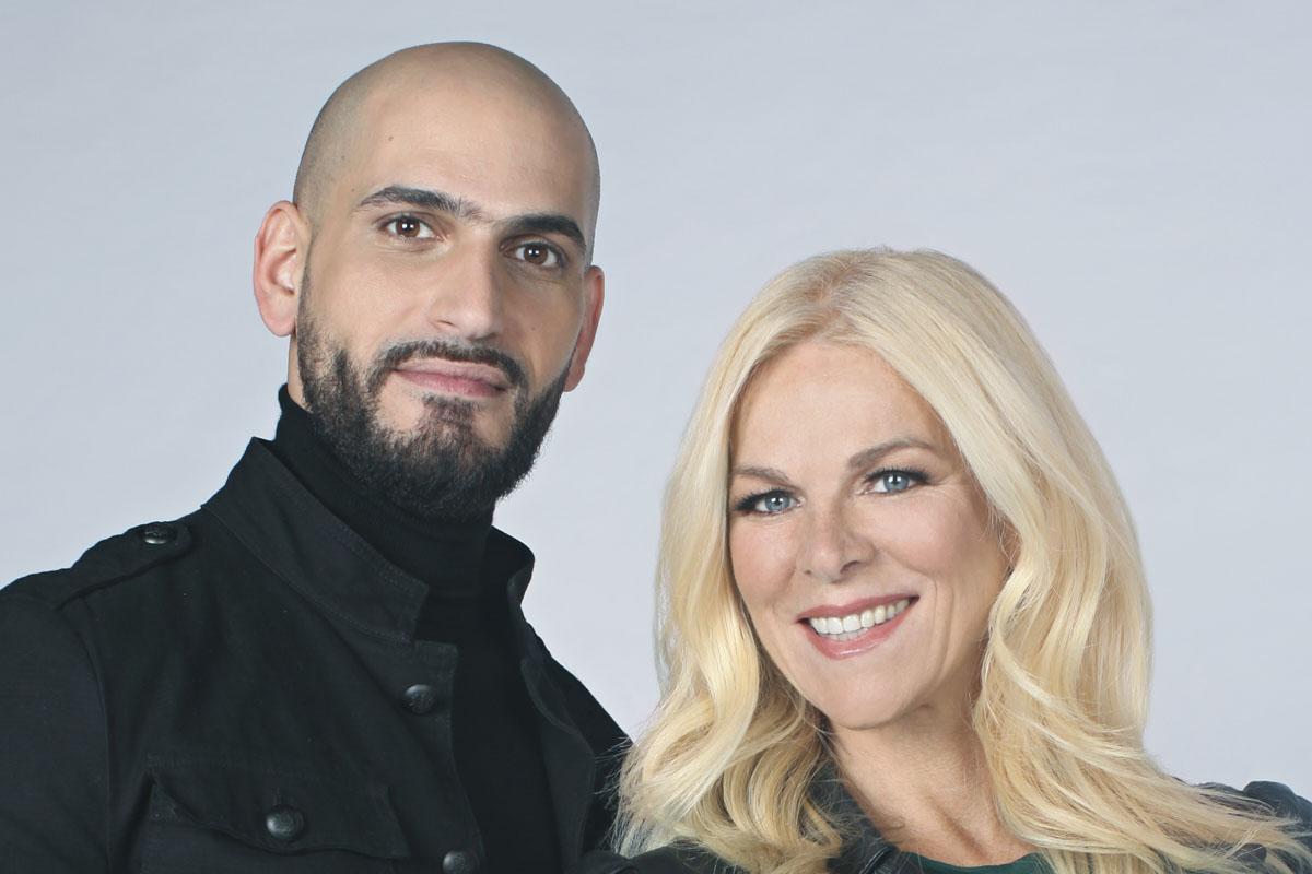 Télé-Québec lance «Zone franche» avec Isabelle Maréchal et Raed Hammoud