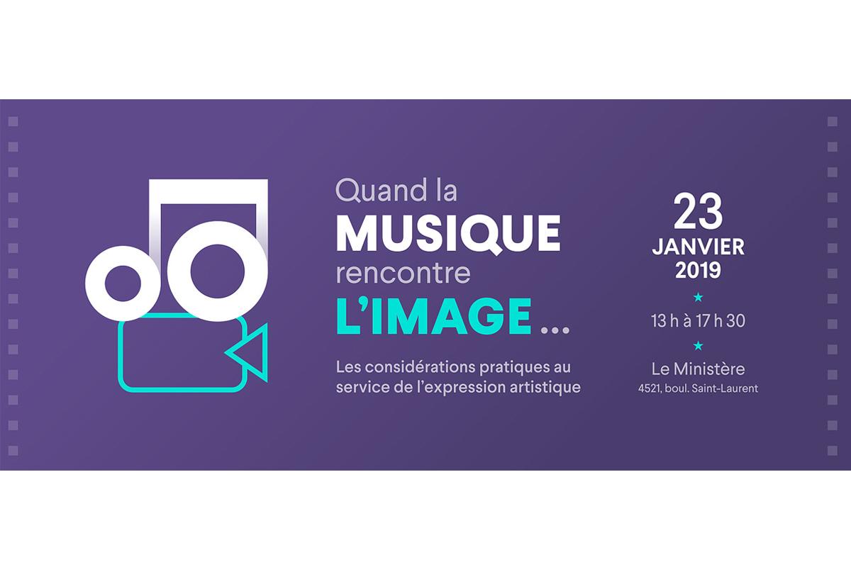 « Quand la musique rencontre l'image… » organisé par l'Académie et l'APEM !