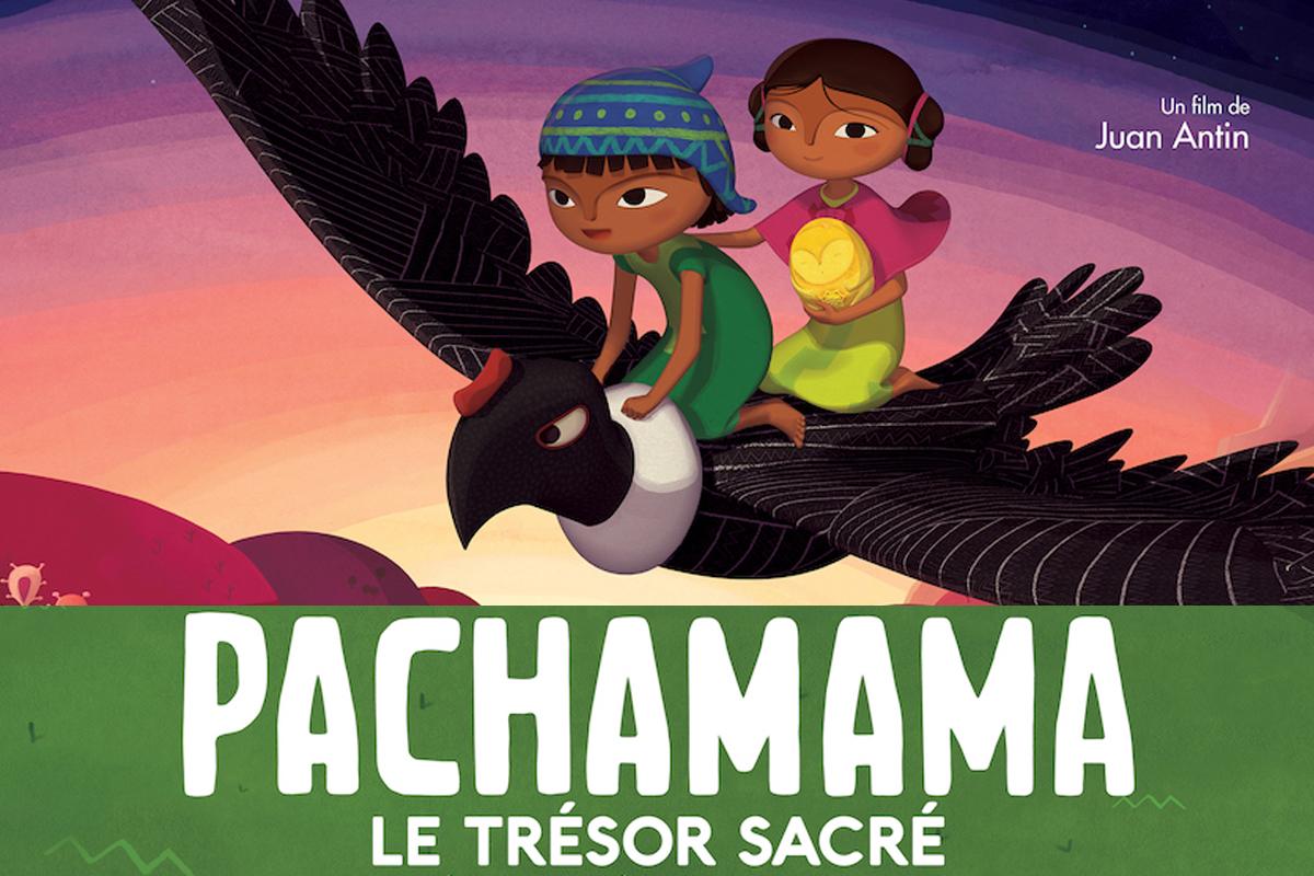 PACHAMAMA : LE TRÉSOR SACRÉ  dans 14 cinémas dès le 11 janvier 2019
