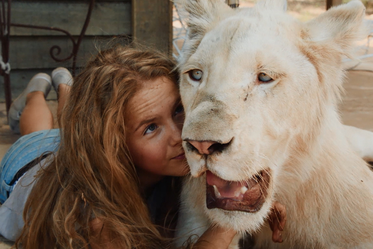 Le film Mia et le lion blanc sera présenté en clôture du FIFEM 2019