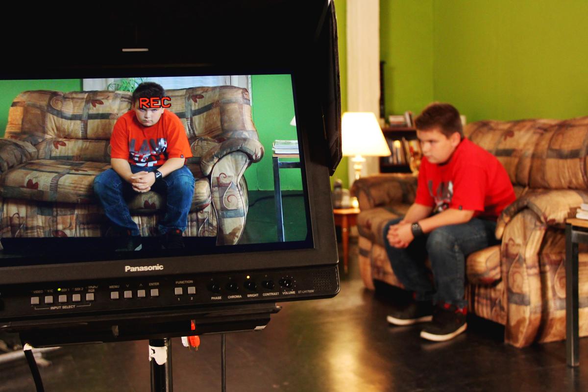 Atelier Plateau de tournage à l'ECTQ pour le Festival de Cinéma en Famille de Québec