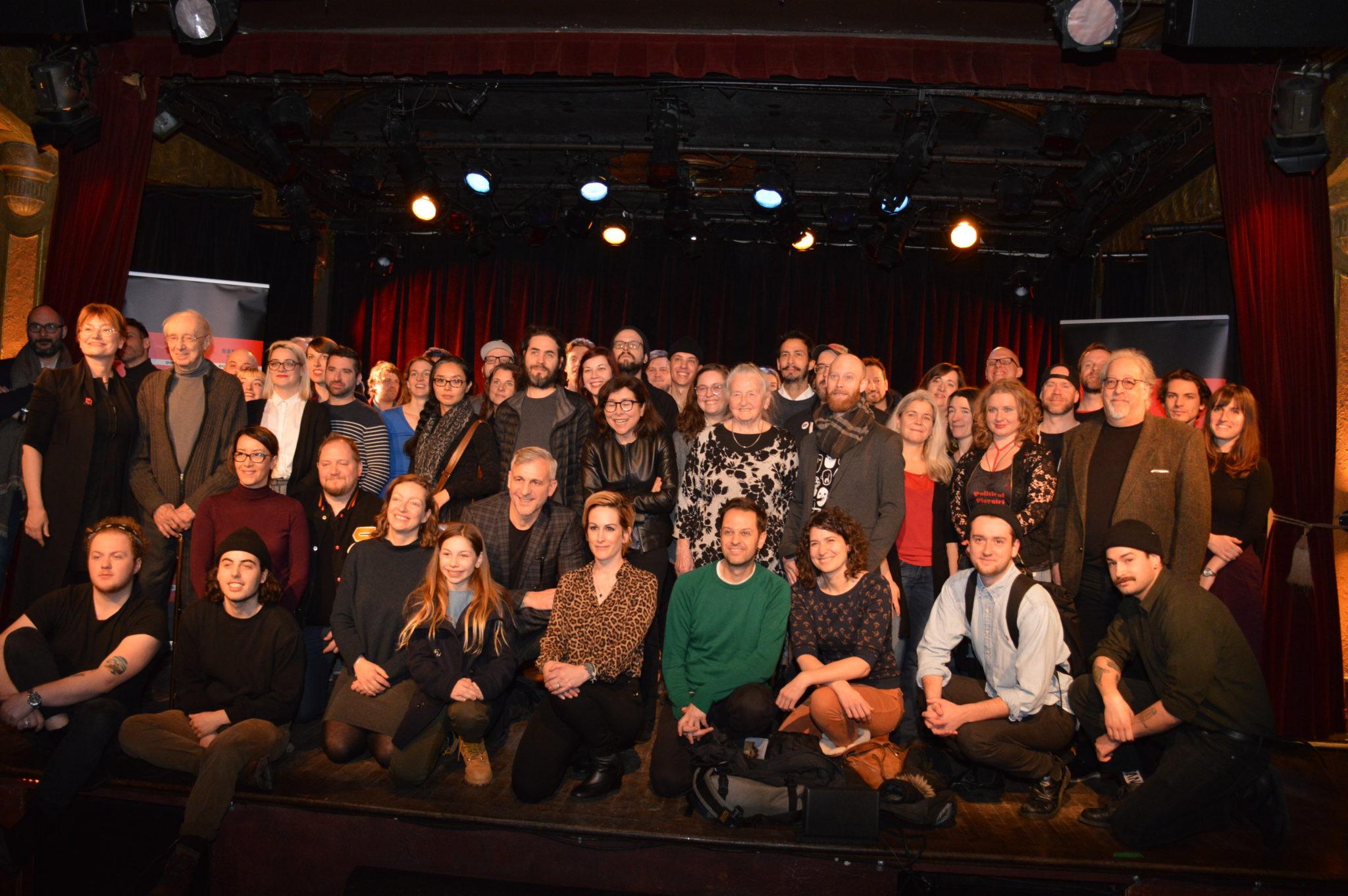 La 37e édition des Rendez-vous Québec Cinéma | c'est BON EN SALLE!