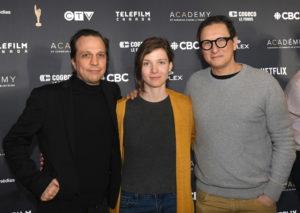 Genèse de Philippe Lesage finaliste aux prix Écrans canadiens