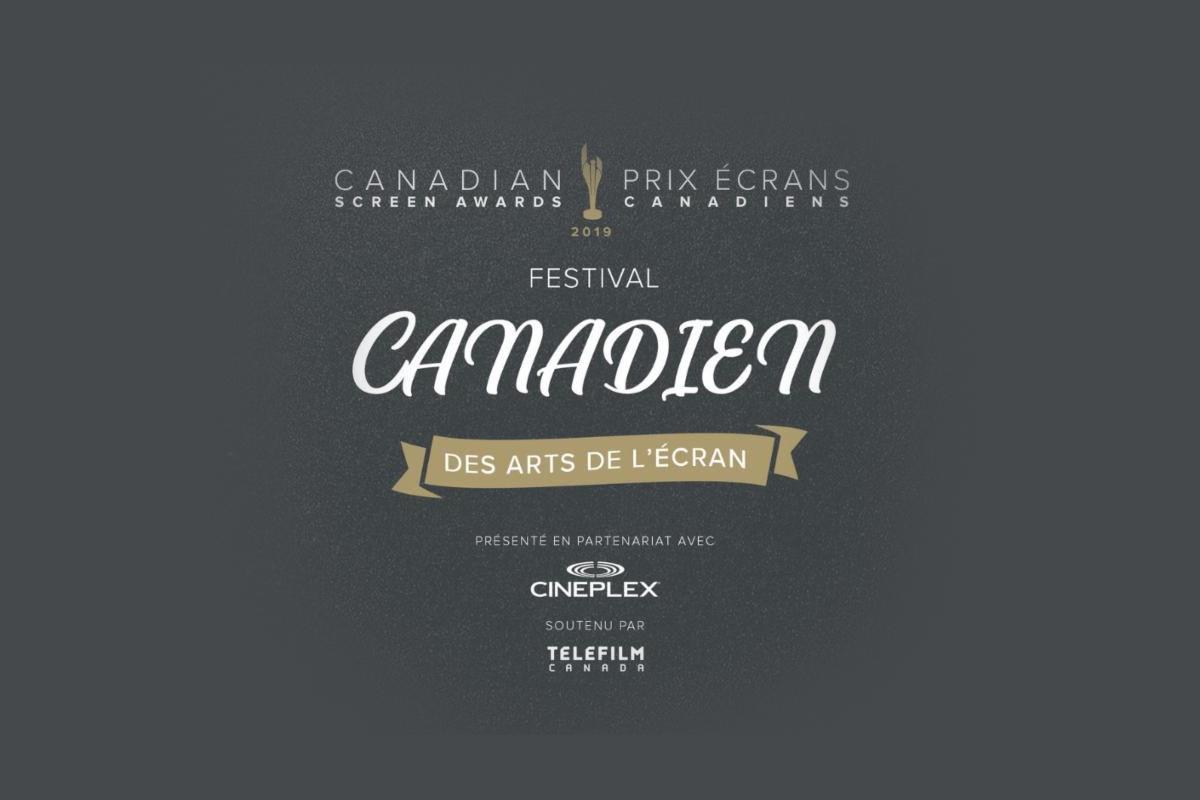 L'Académie annonce la programmation du Festival canadien des arts de l'écran