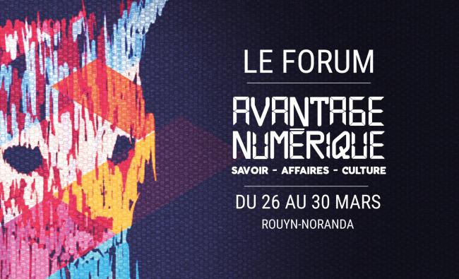 Forum Avantage Numérique présenté par Desjardins aura lieu en Abitibi en mars 2019