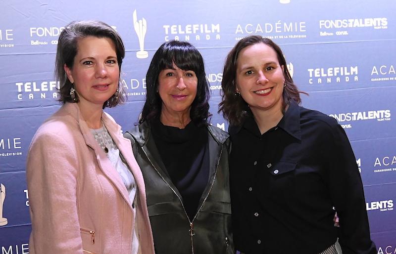 1991 : LAURÉAT DU PRIX ÉCRAN D'OR aux Prix Écrans canadiens (Canadian Screen Awards)