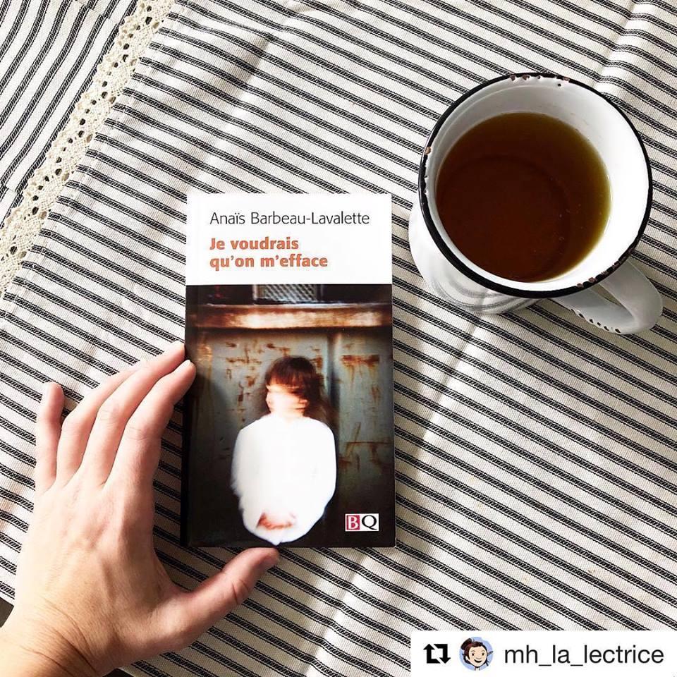 «Je voudrais qu'on m'efface » d'Anaïs Barbeau-Lavalette adapté en série pour le Web