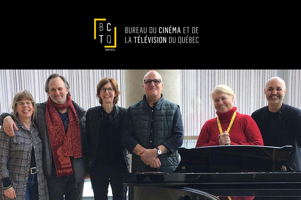Le BCTQ fait la promotion du talent musical québécois