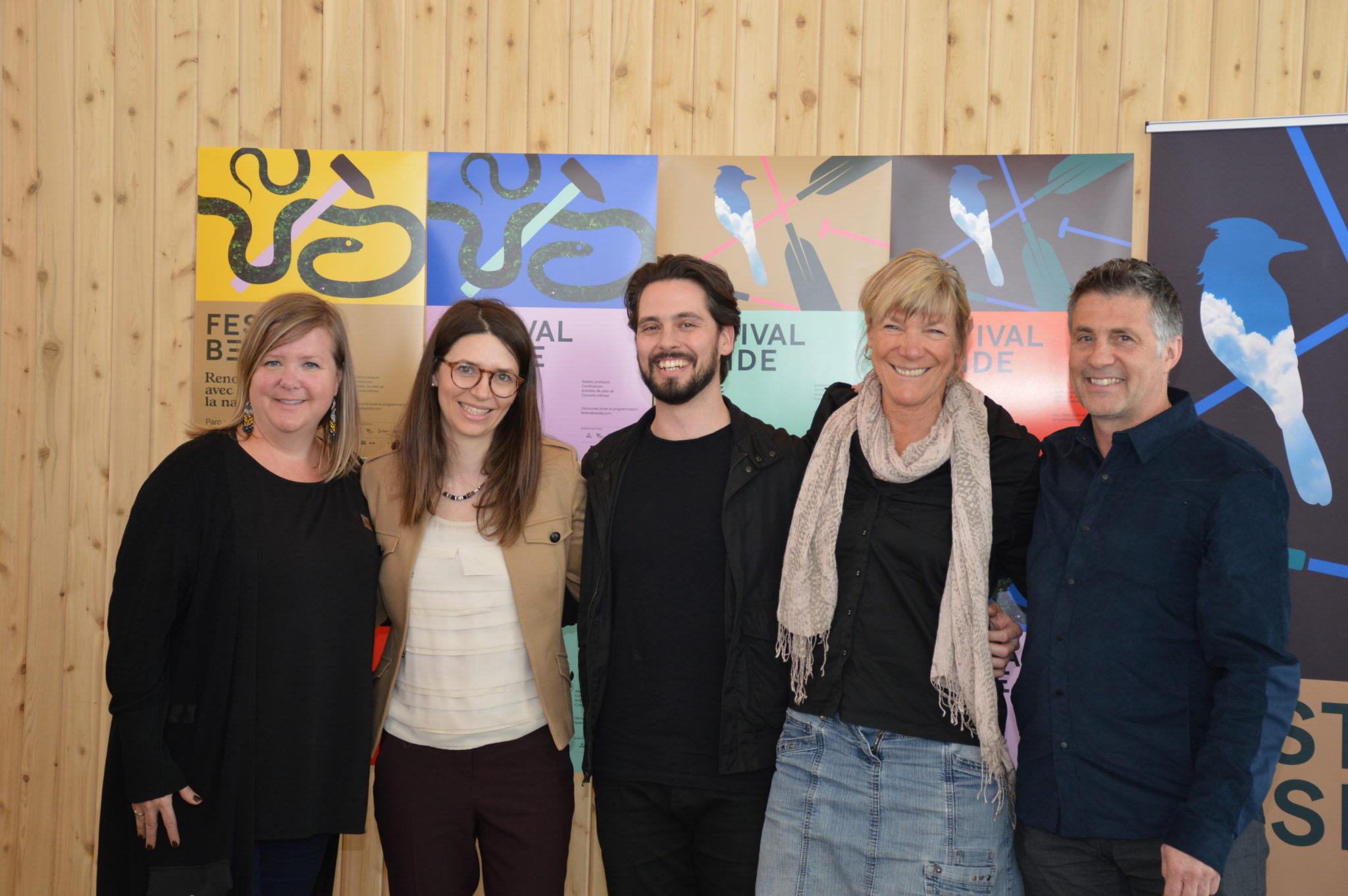 FESTIVAL BESIDE - Les leaders québécois de l'industrie du tourisme en nature créent un nouvel évènement