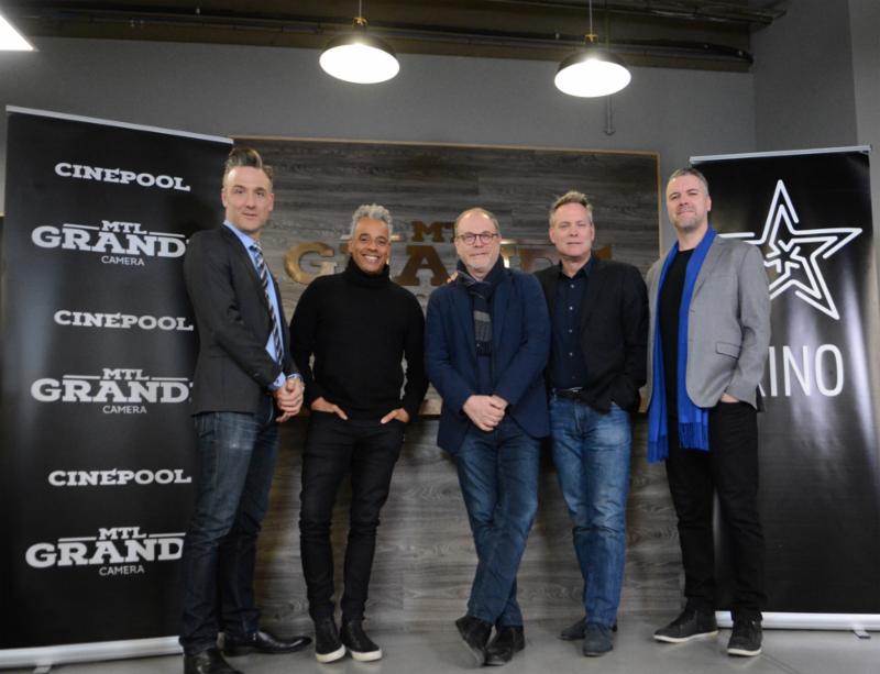 Grandé Studios lance Kino TecK et annonce un partenariat