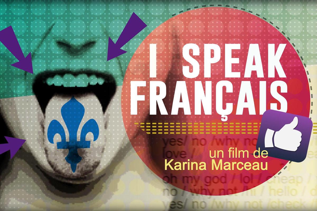 Télé-Québec dédie une soirée à la langue française, avec I speak français et Les francs-tireurs