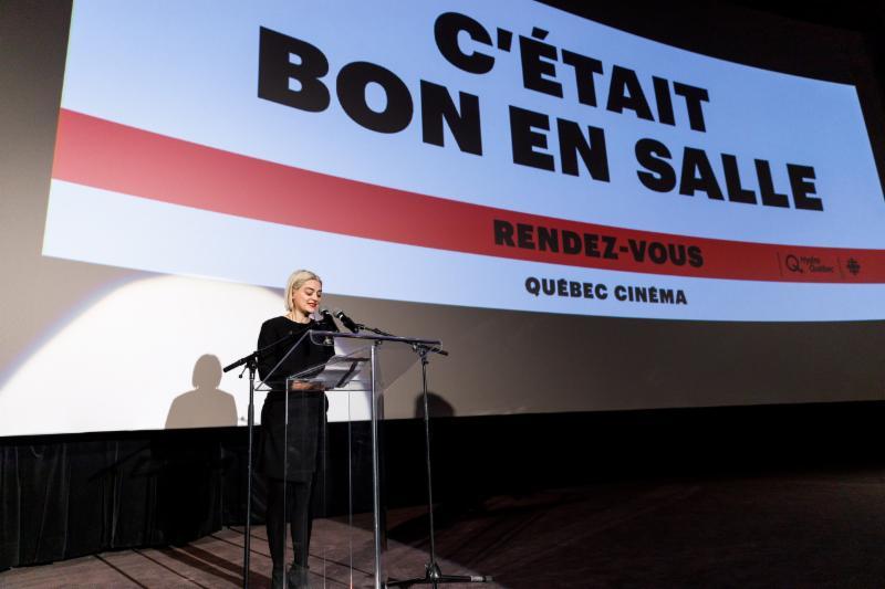 Les 37e Rendez-vous Québec Cinéma - C'était bon en salle !