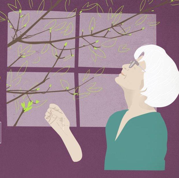 Fernand Dansereau – Le vieil âge et l'espérance sortie en salles dès le 26 avril 2019