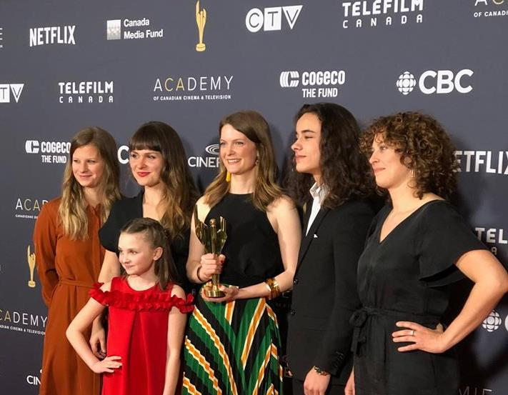 Prix Écrans canadiens (Canadian Screen Awards): Une colonie - Meilleur film 2019