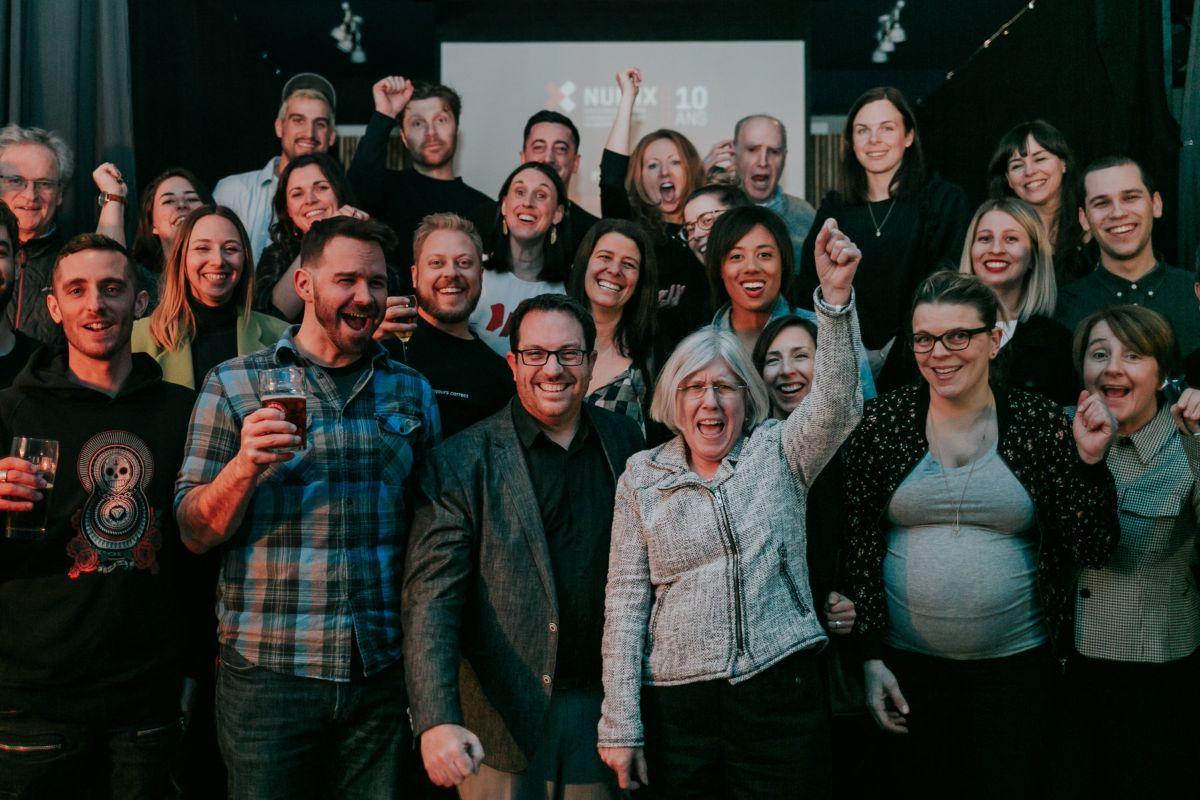 PRIX NUMIX - Dévoilement des 83 finalistes de la 10e édition
