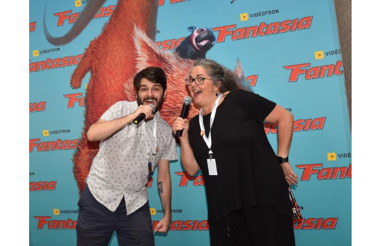 Fantasia nomme Rémi Fréchette au titre de directeur des Fantastiques week-end !