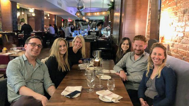 Fam Tour Printemps 2019 du BCTQ : Trois producteurs hollywoodiens visitent le Québec