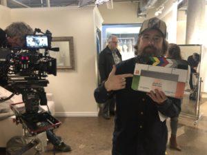 Début du tournage du film DEATH OF A LADIES' MAN de Matthew Bissonnette
