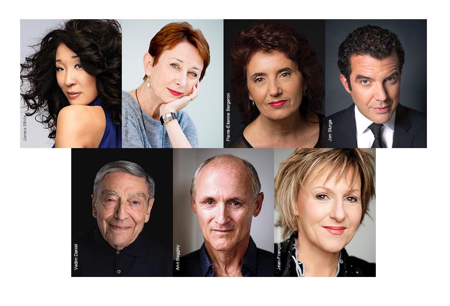 Sept nouveaux courts métrages célébrant l'excellence dans les arts du spectacle