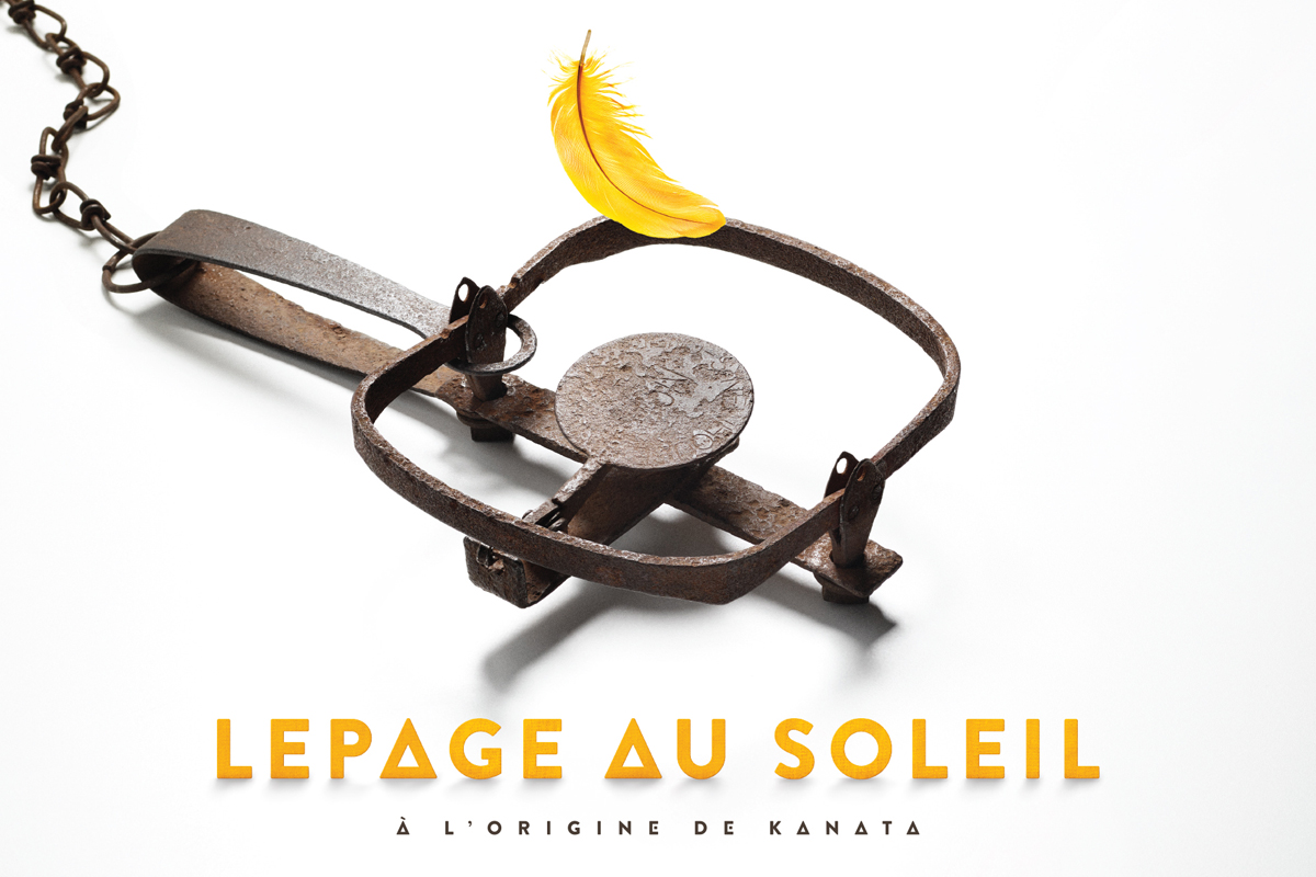 Lepage au Soleil : à l'origine de Kanata d'Hélène Choquette dès le 26 avril 2019