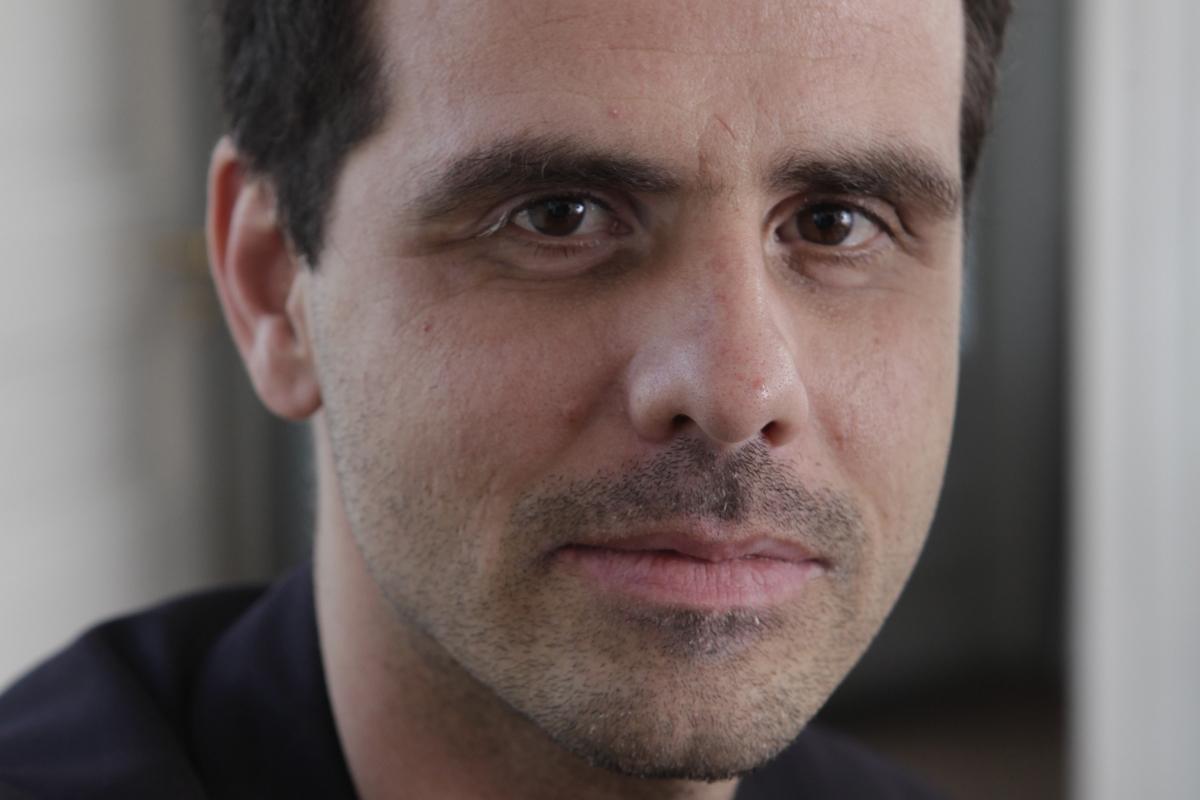 Bertrand Levallois de Wanda Productions aux Rendez-vous d'affaires et de coproduction