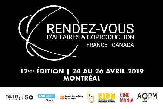 Unterval annonce la 12e édition des Rendez-vous d'affaires et coproduction France-Canada