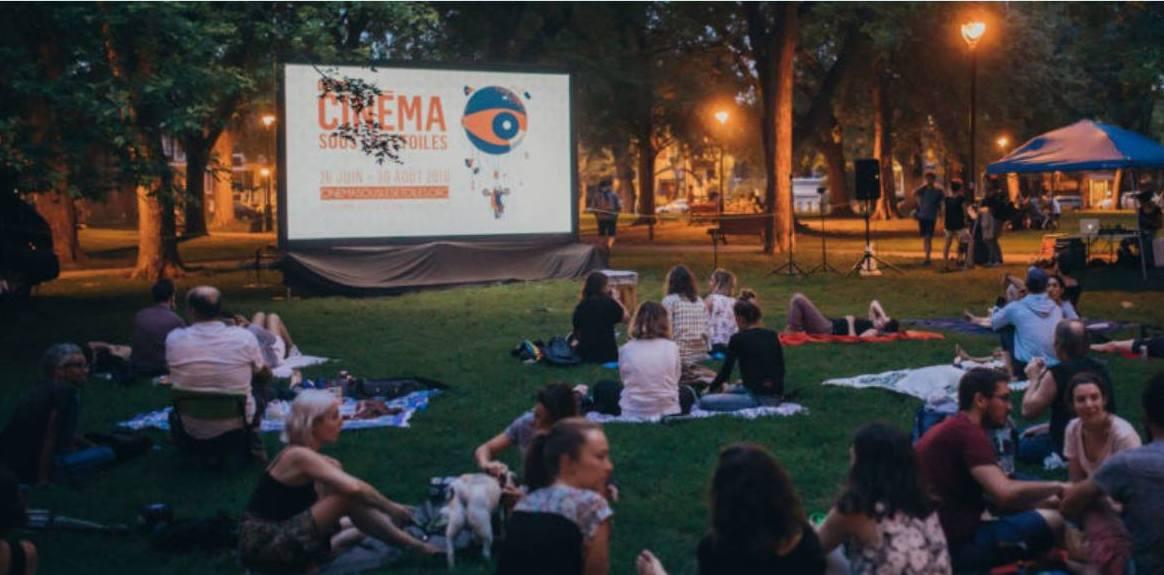 Cinéma sous les étoiles célèbre ses 10 ans du 25 juin au 30 août 2019