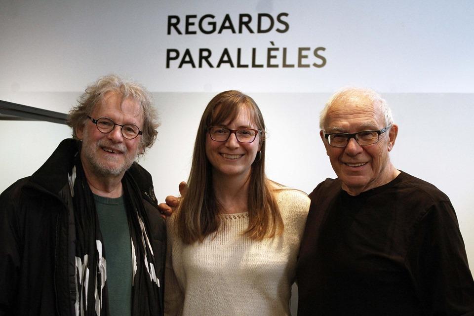 Exposition « Regards parallèles » de Claude Hazanavicius et Pierre Mignot, présentation