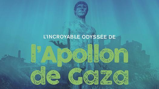 L'APOLLON DE GAZA de Nicolas Wadimoff prend l'affiche à Montréal et à Québec dès le 14 juin