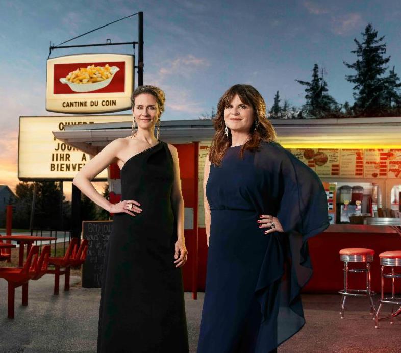 Edith Cochrane et Guylaine Tremblay animent le Gala Québec Cinéma 2019!
