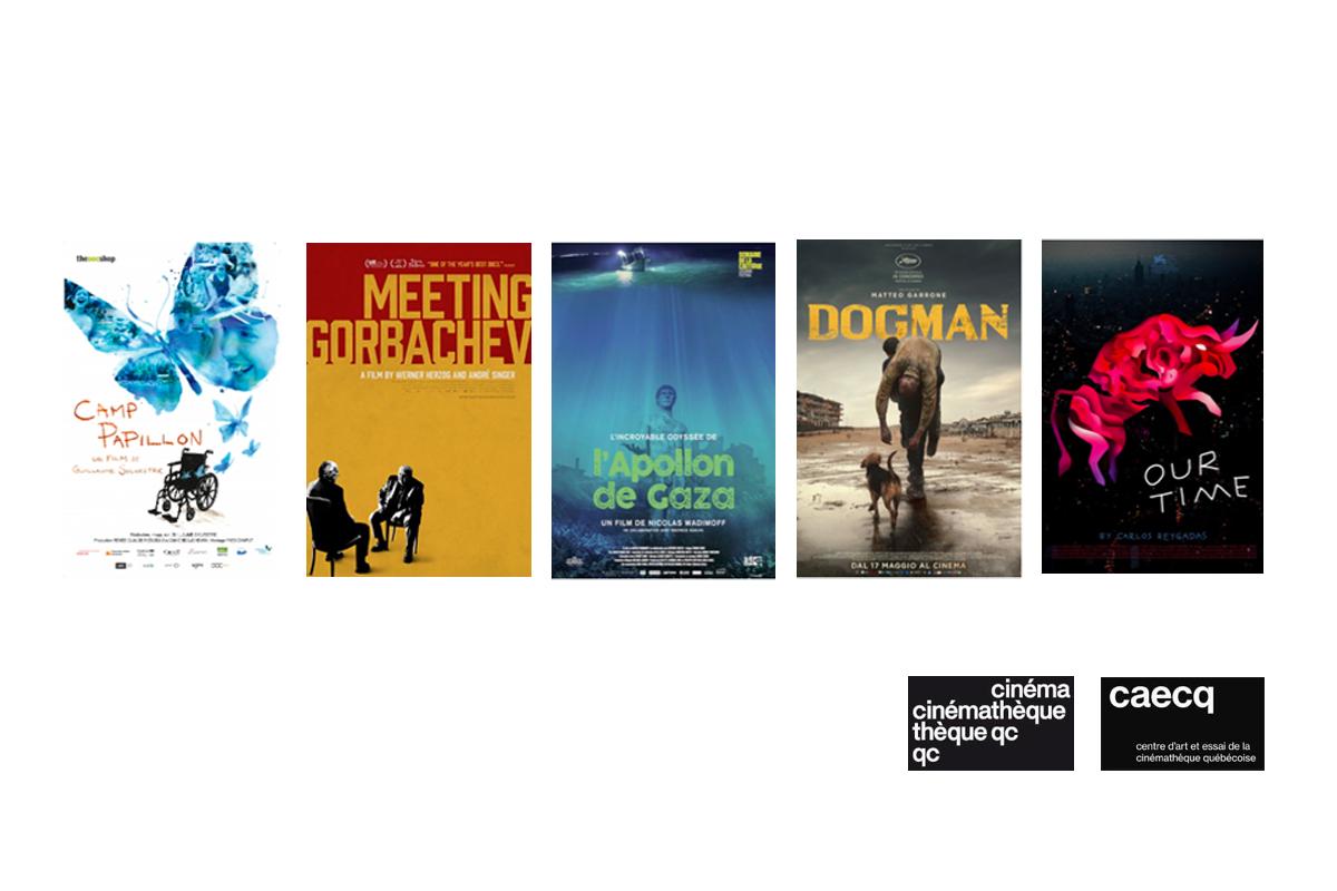 À la Cinémathèque québécoise en juin!