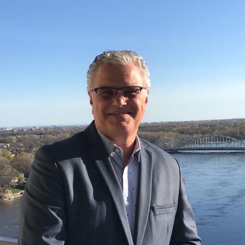 Daniel Leclair, nommé chef de l'innovation chez inpowr