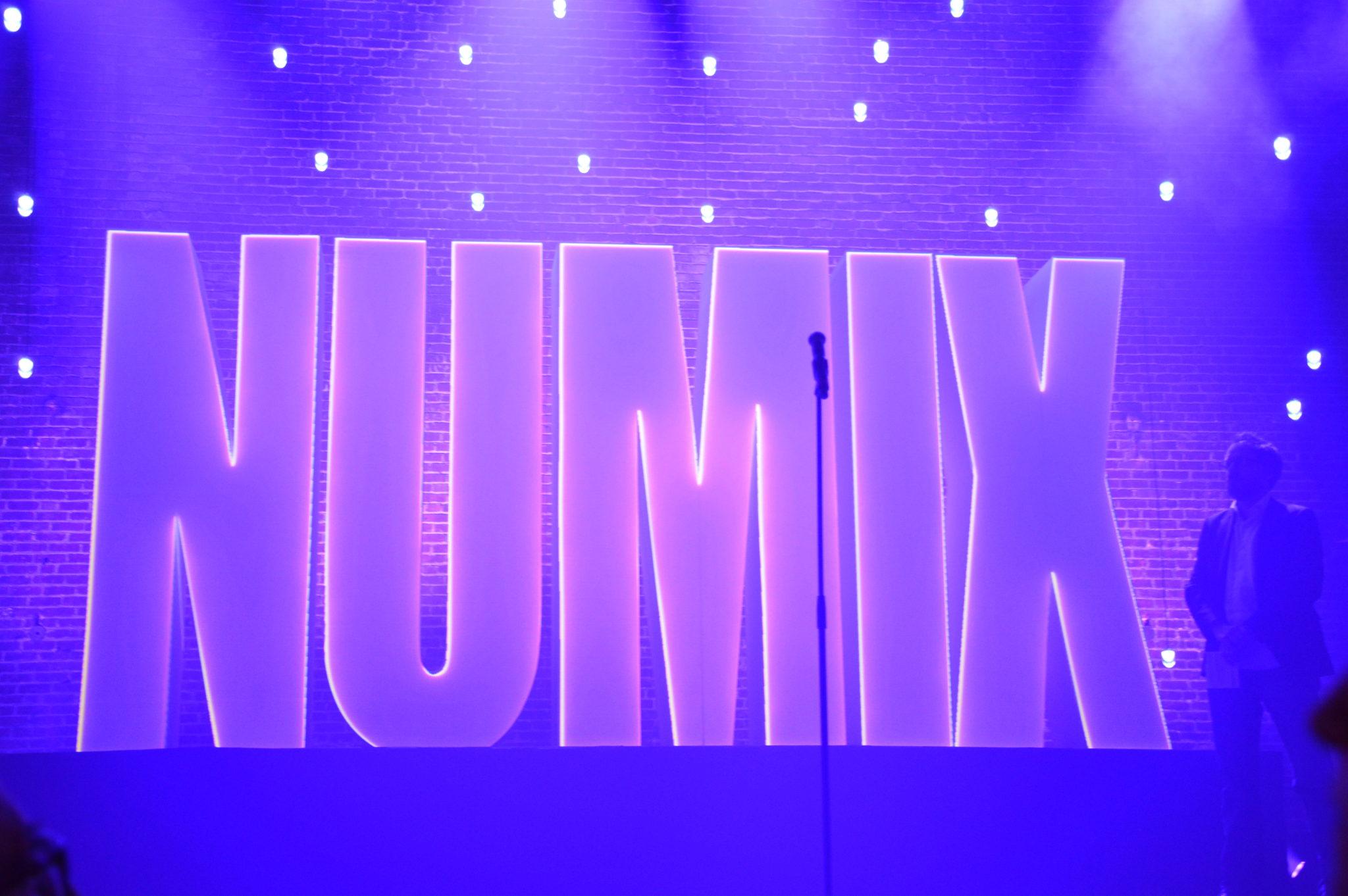 Lauréats de la 10e édition du Gala des Prix Numix