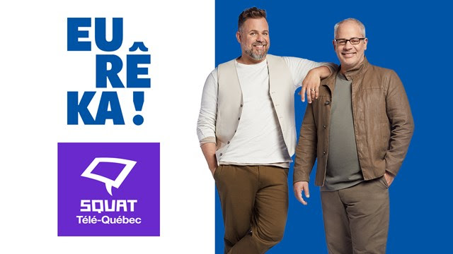 Télé-Québec au Festival Eurêka! 2019