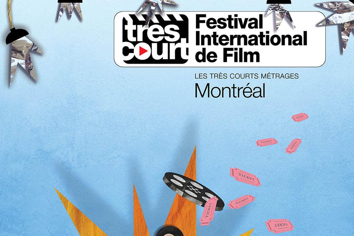 Festival international du Film Très Court de retour à Montréal pour sa 21e édition, en simultané partout dans le monde