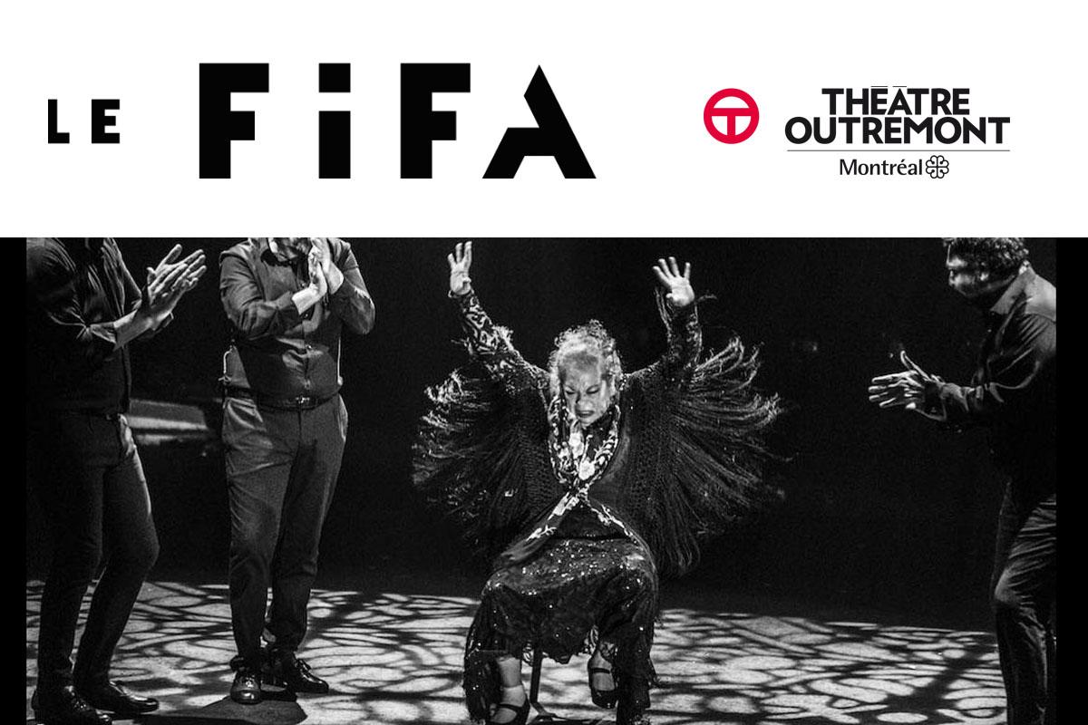 Le FIFA présente  La Chana  en finale de sa  série « L'Art en vues » dimanche le 2 juin à l'Outremont