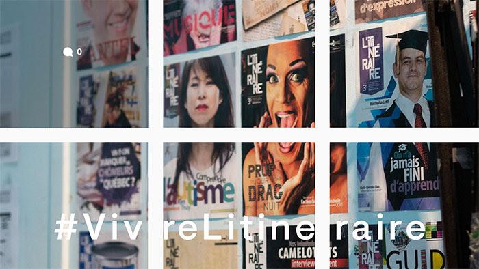À L'inis - Vivre L'Itinéraire, un documentaire sur Instagram comme outil de sensibilisation