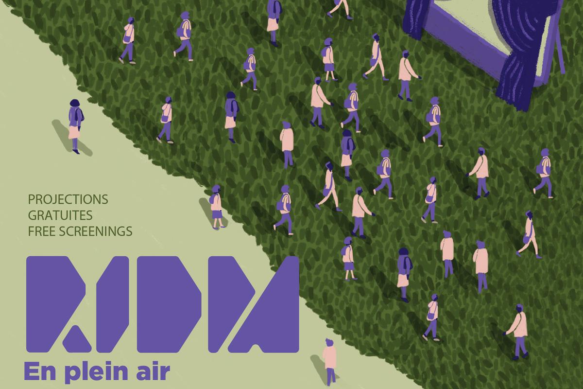 RIDM en plein air : 4 documentaires projetés gratuitement cet été  du 10 juillet au 22 août !